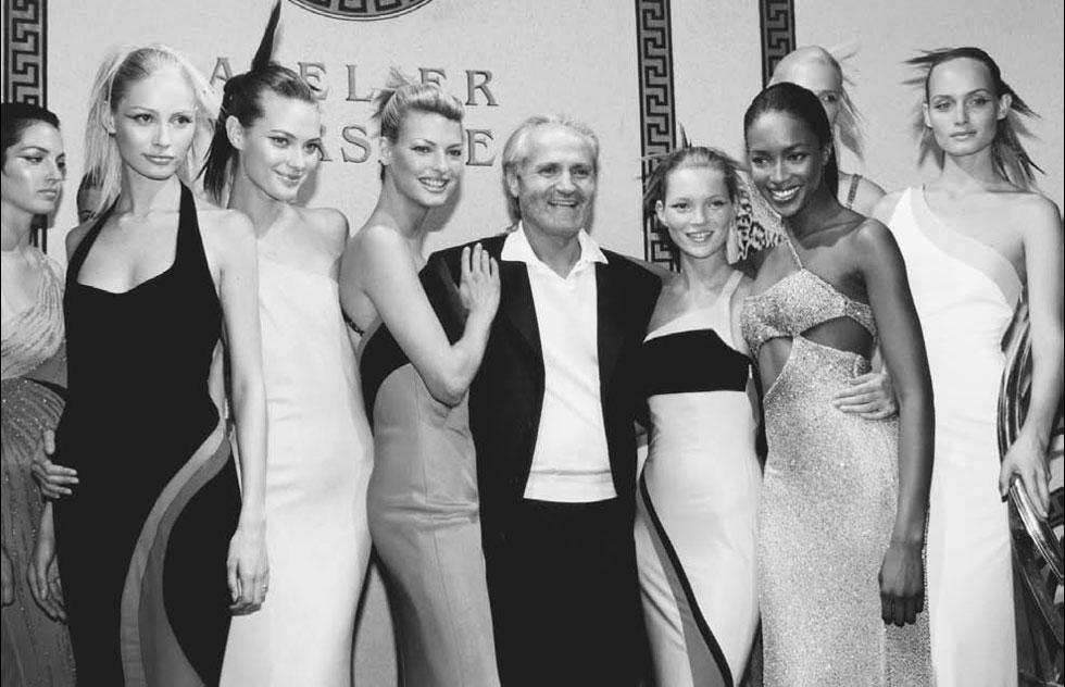 7612daa80 Gianni Versace: revendo a influência e o legado do estilista nos 20 ...