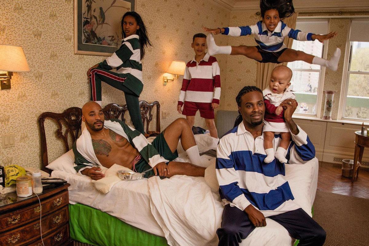 8705d6894e4 A campanha linda com pais gays e um novo integrante na família da ...