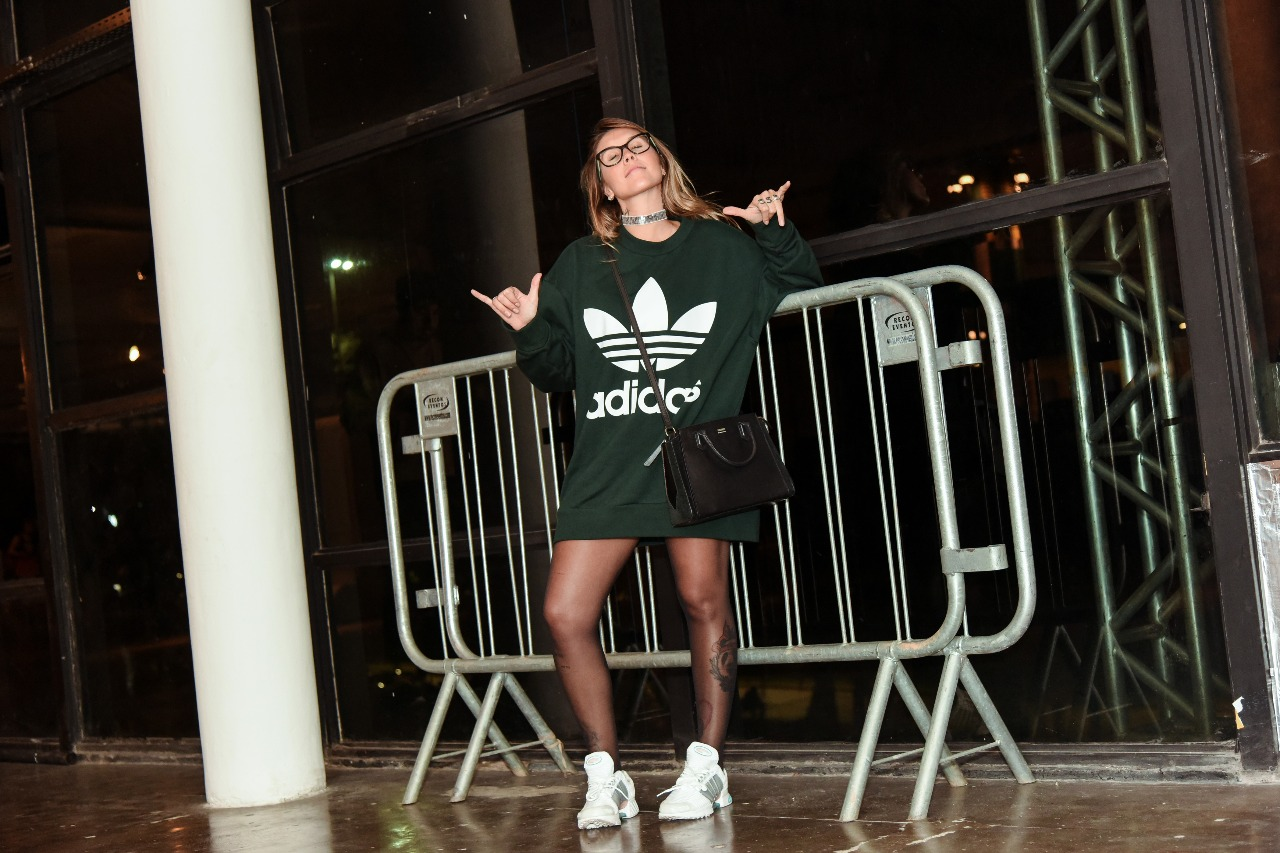 Galeria de Fotos Streetstyle FFW x Adidas  o look dos convidados do SPFW  N44    Foto 44    Notícias    FFW ff835e1fe3