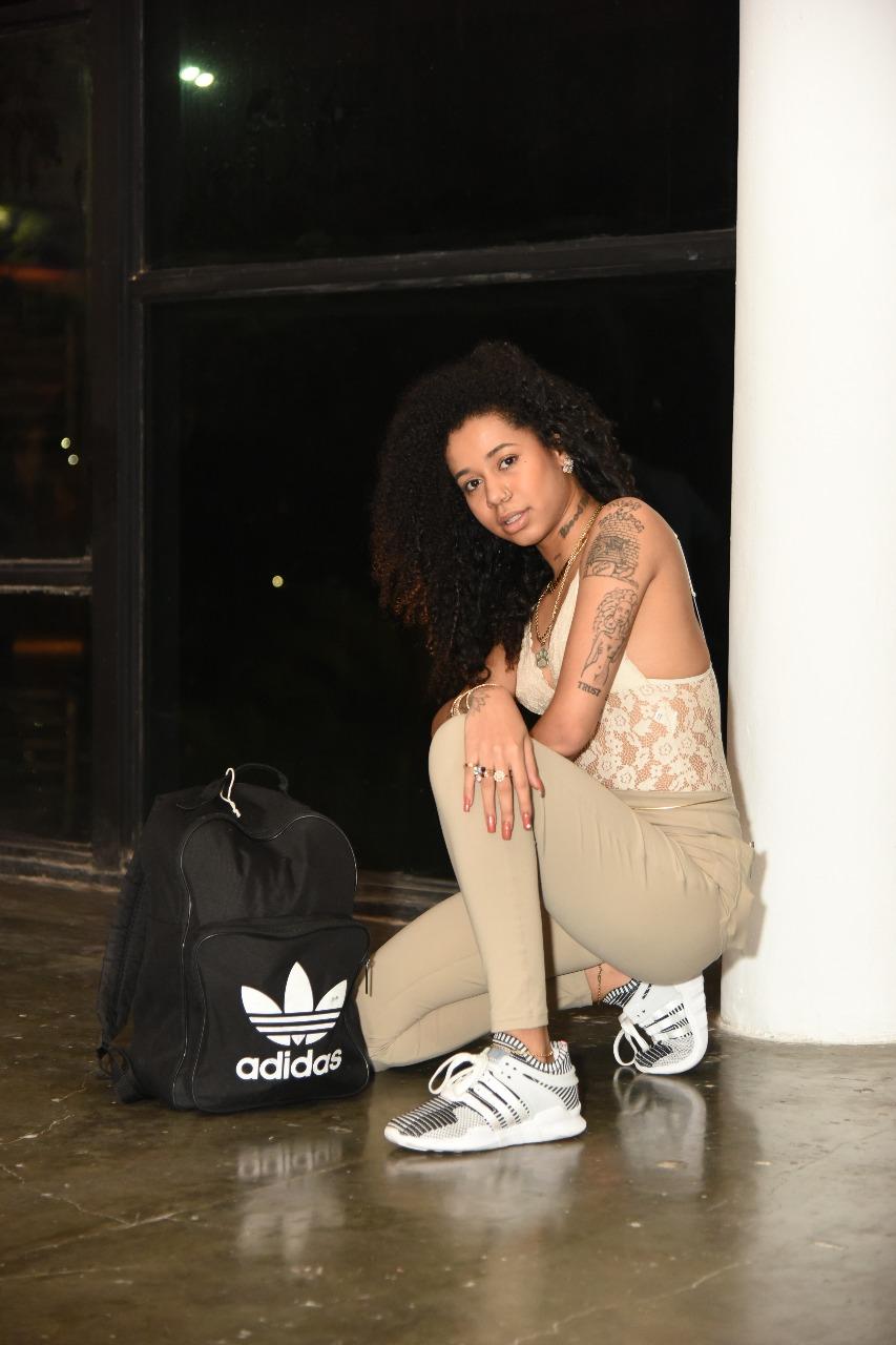 Galeria de Fotos Streetstyle FFW x Adidas  o look dos convidados do SPFW  N44    Foto 1    Notícias    FFW 0d108d46f2