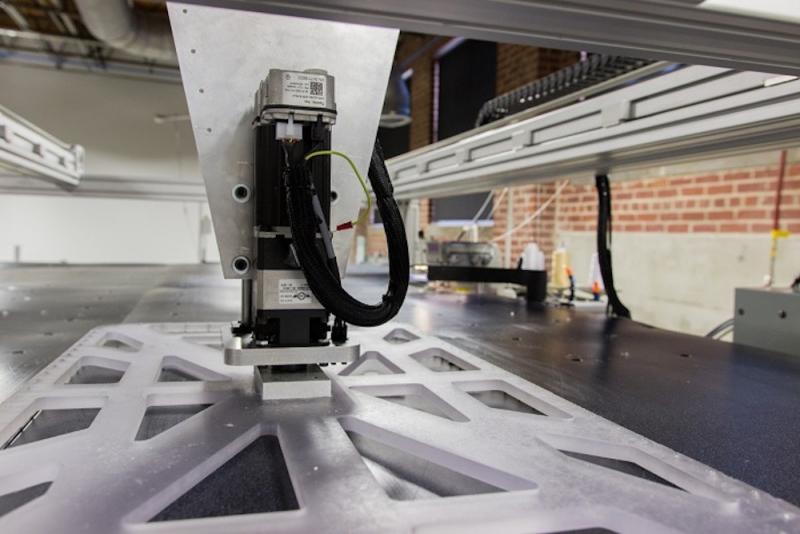 O robô Sewbot ©Reprodução