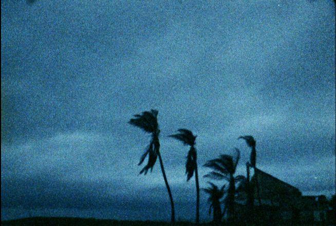 """Cena de """"Se fosse tudo sempre assim"""", de Karim Aïnouz, 2004. Videoinstalação, super 8/digital, em colaboração com Marcelo Gomes. Obra apresentada na 26ª Bienal de São Paulo."""