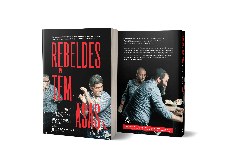 Rebeldes Têm Asas (Ed. Sextante)/Cortesia