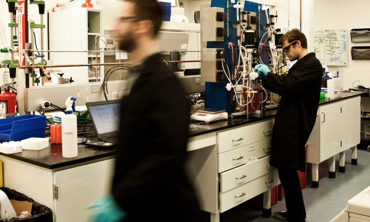Laboratório da Modern Meadow / Reprodução