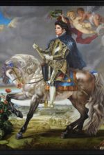 Equestrian Portrait Of King Philip II (Michael Jackson) | Kehinde Wiley