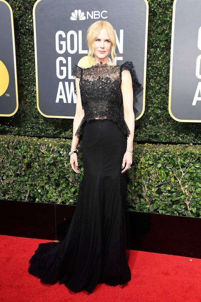Nicole Kidman de Givenchy / Reprodução