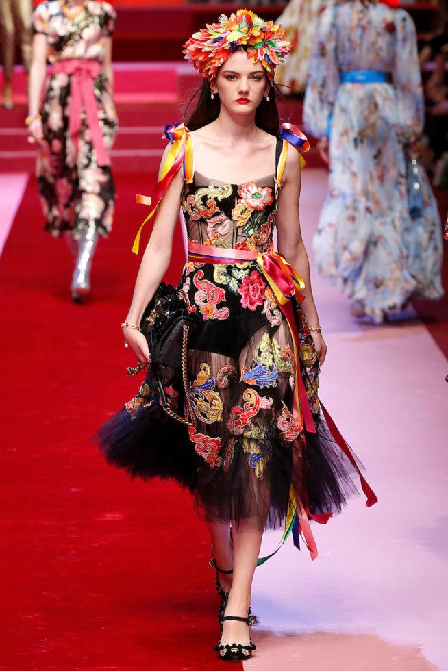 Dolce & Gabbana Verão 2018