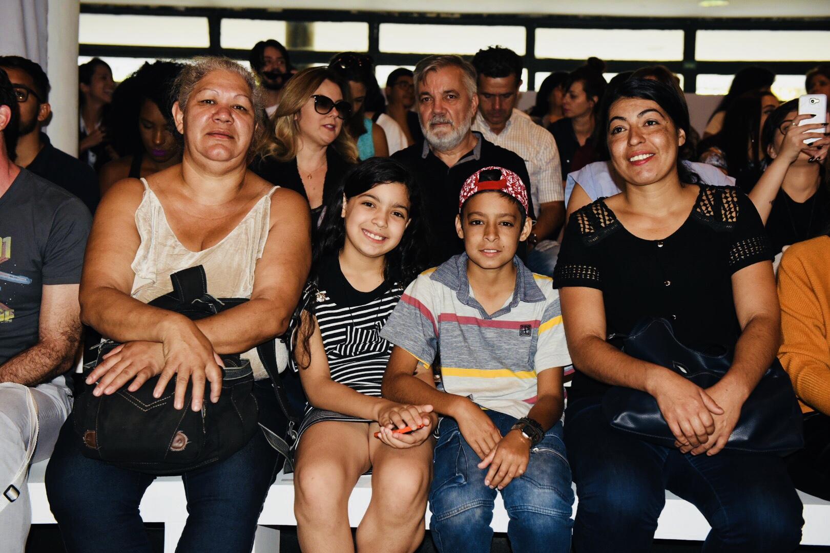 A família de AndersonFOTOSITE