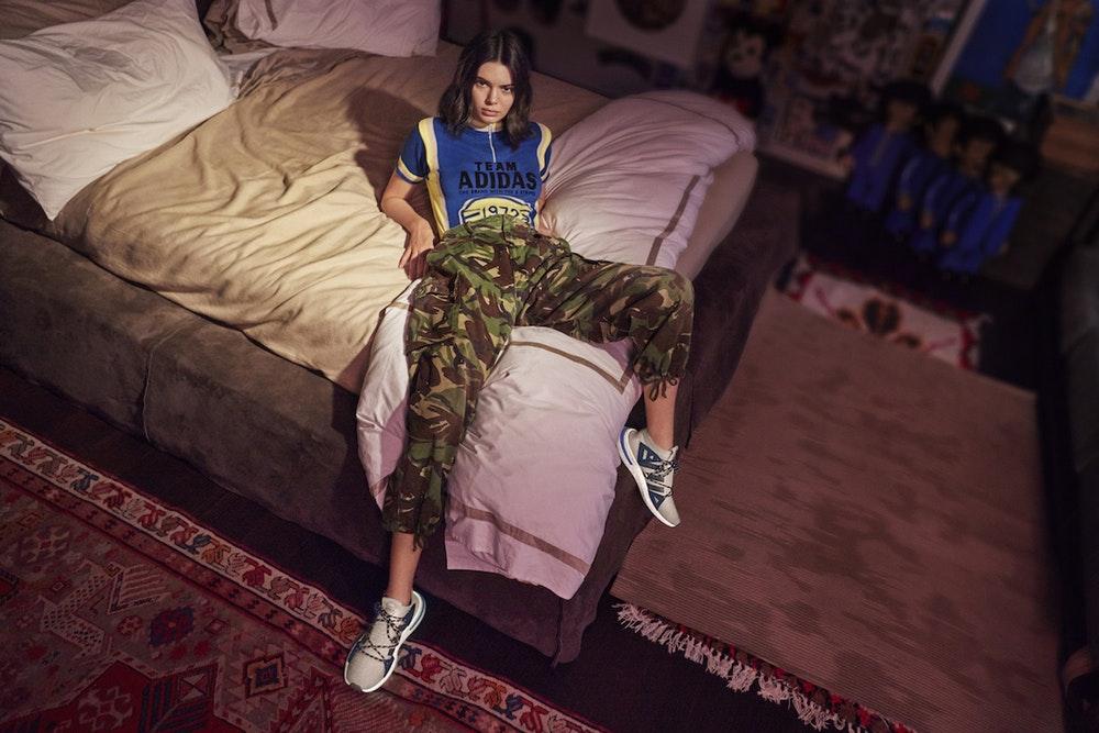 Kendall na campanha do Arkin / Reprodução