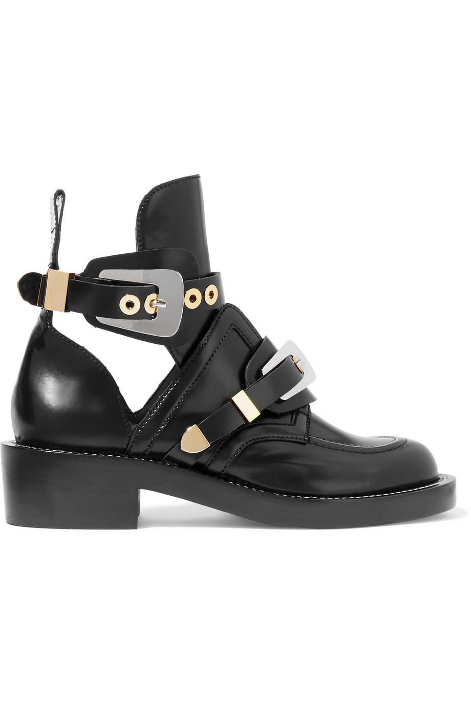 Um dos sapatos Balenciaga mais vendidos no Net-a-Porter / Reprodução