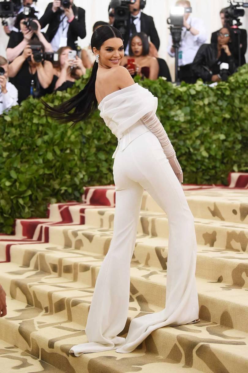 Kendall Jenner de Off-White / Reprodução
