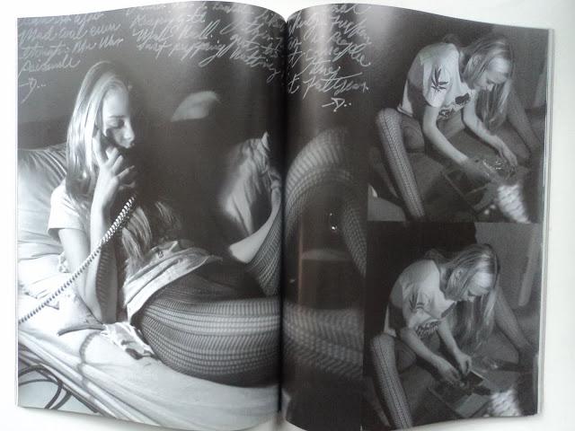Jamie King por David Sorrenti para Dune Magazine / Reprodução