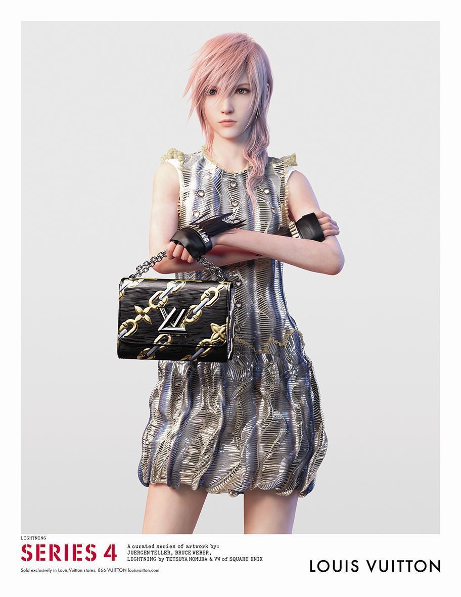 Lighting na campanha da Louis Vuitton / Cortesia