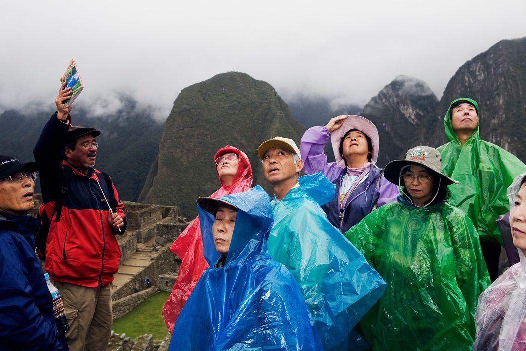 PERU. Machu Picchu / Reprodução