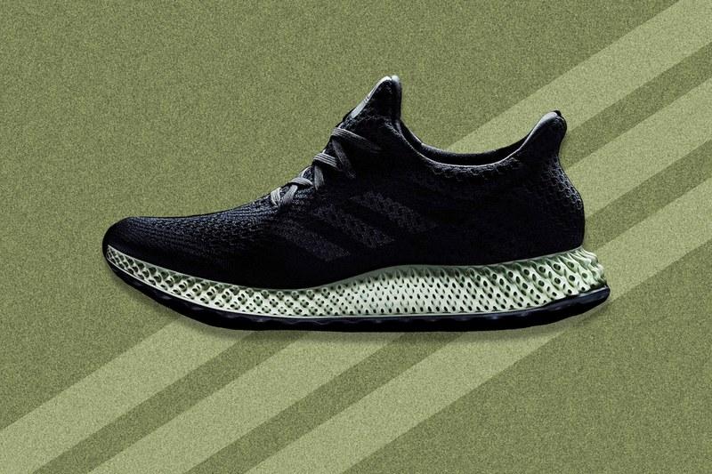 Adidas Futurecraft 4D / Reprodução
