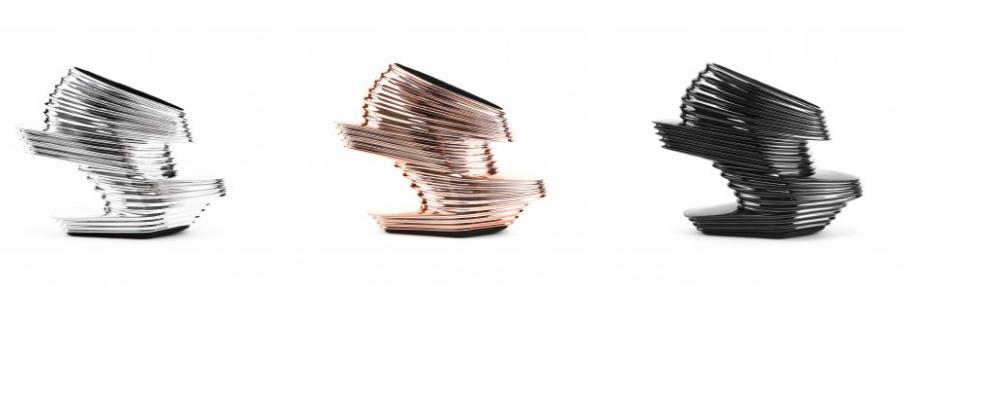 Sapatos da United Nude em parceria com Zaha Hadid / Reprodução