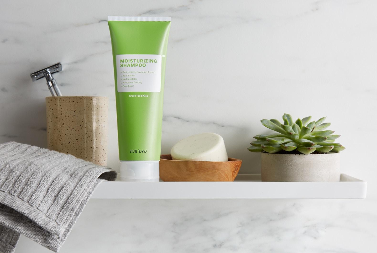 Shampoo da Brandless / Reprodução