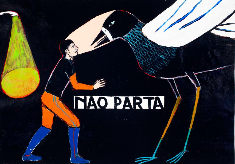 Obra de Vânia Mignone / Reprodução site Bienal