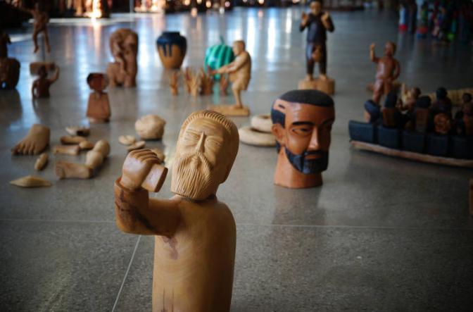 Ex-votos, Ai Weiwei / Cortesia
