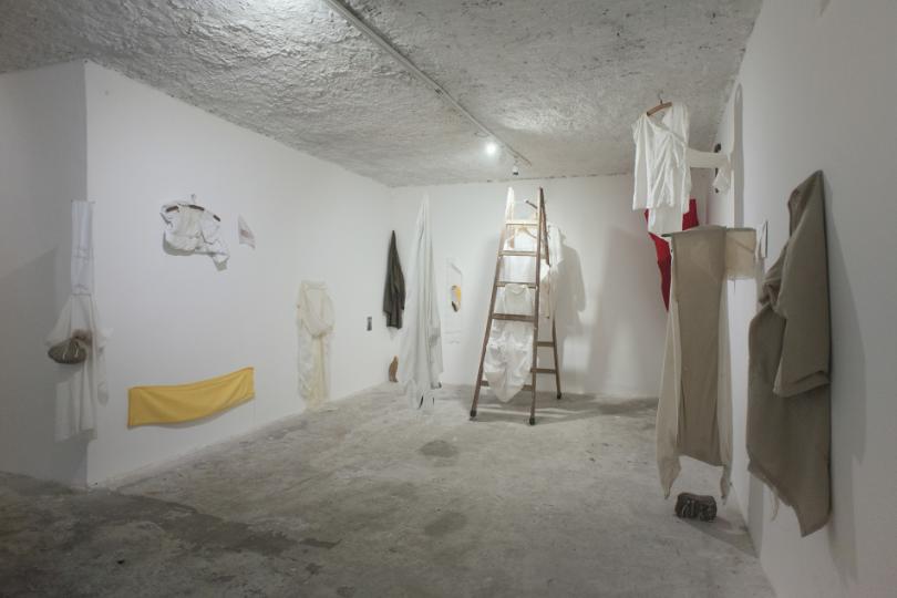 Instalação da artista Anais Karenin / Reprodução