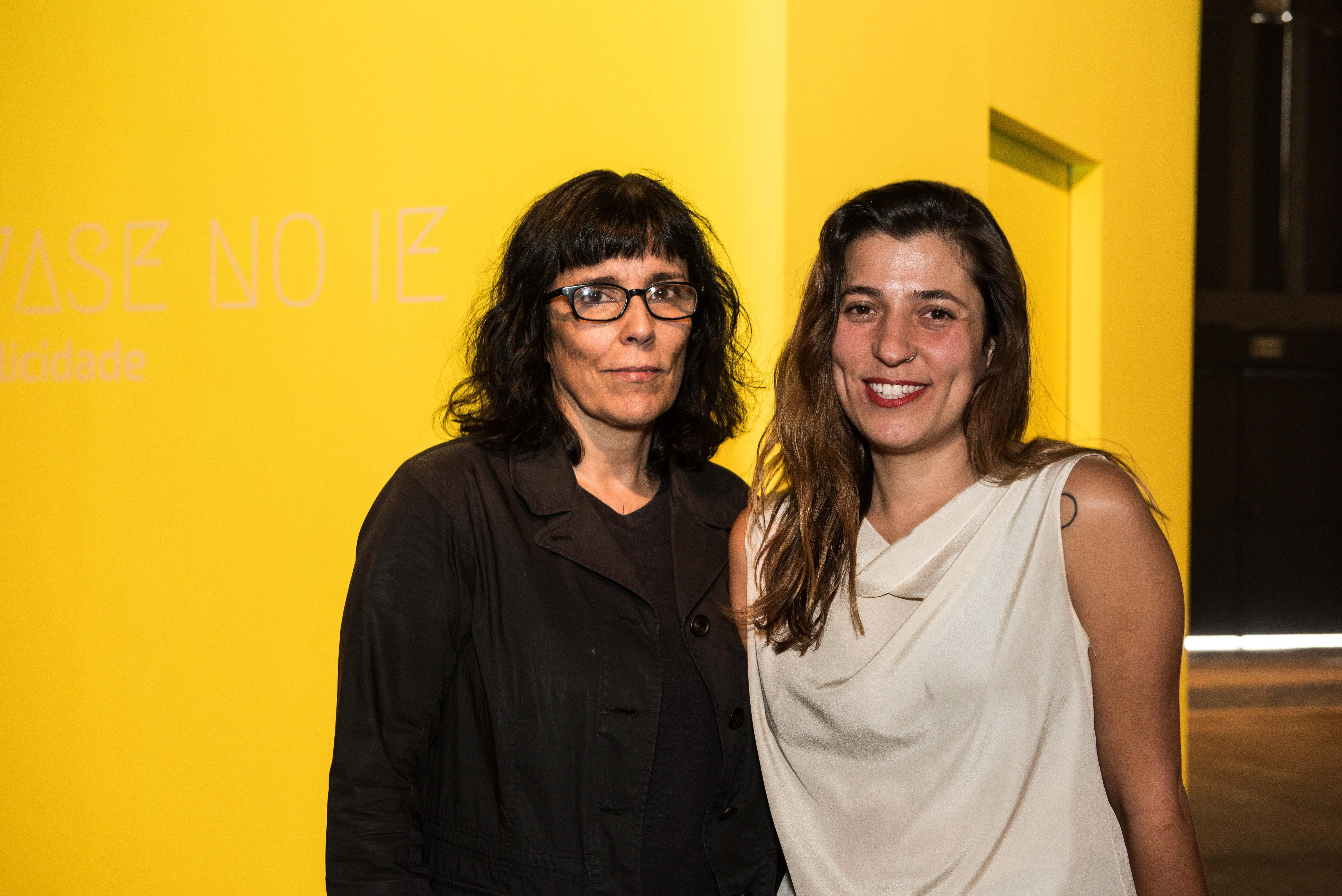 Daniela Thomas e Mari Nagem © Gabriel Cappelletti / Agência Fotosite