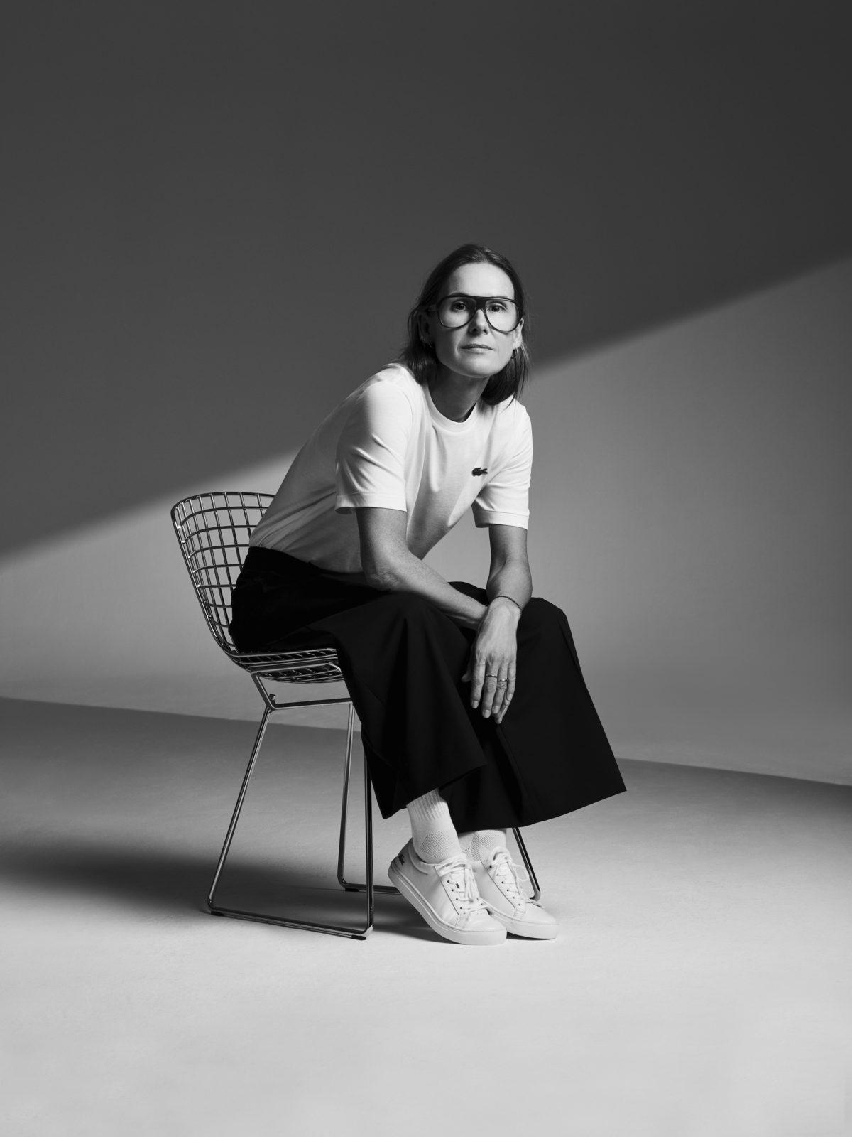 558e2c359336d Lacoste anuncia nova diretora criativa. Louise Trotter   Cortesia