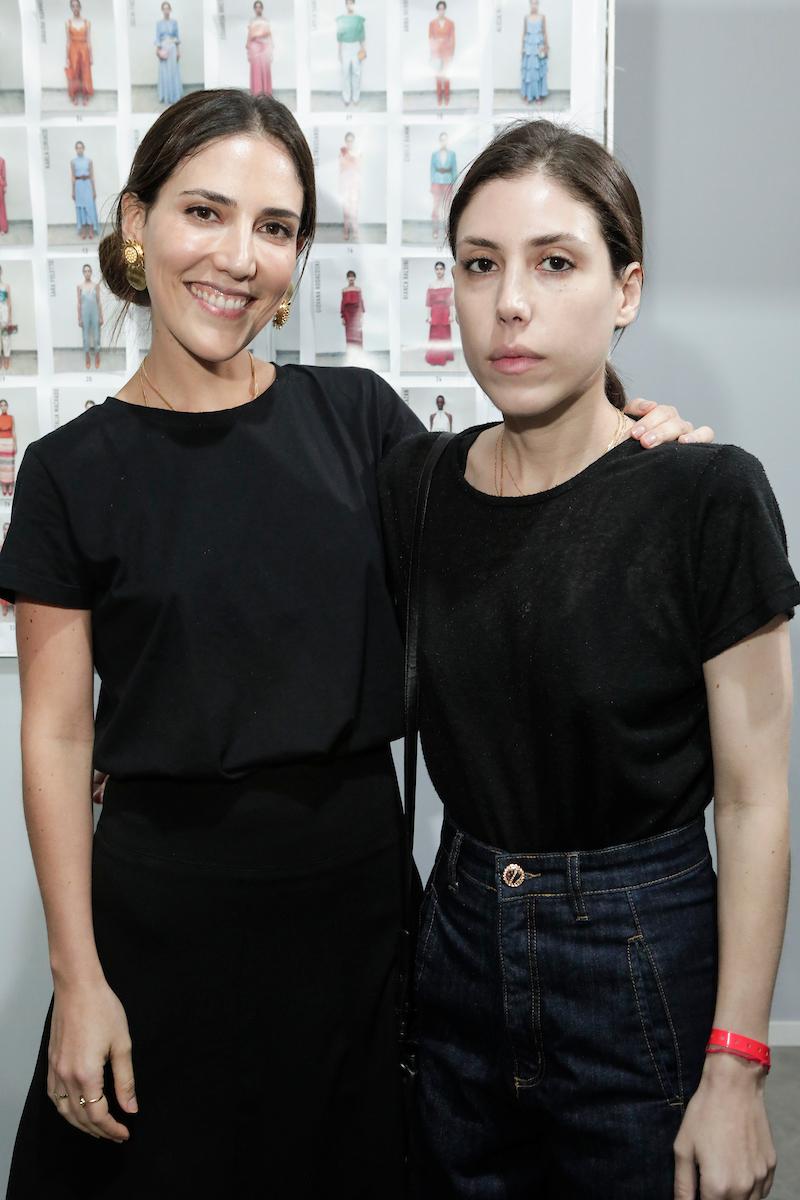 Lilly e Renata Sarti / Agência Fotosite