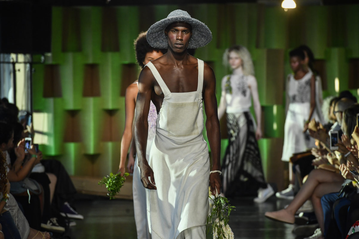 ce77c3646e Os highlights do Brasil Eco Fashion Week, que acontece neste feriado ...
