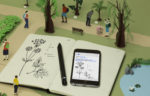 Moleskine Smart Writing Set Garden