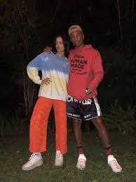 Rosalía e Pharrell / Reprodução