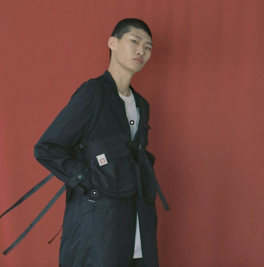 Look da marca coreana IISE