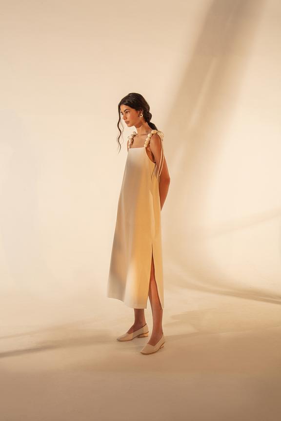 Vestido da coleção Carta para Nise, da Aluf / Cortesia