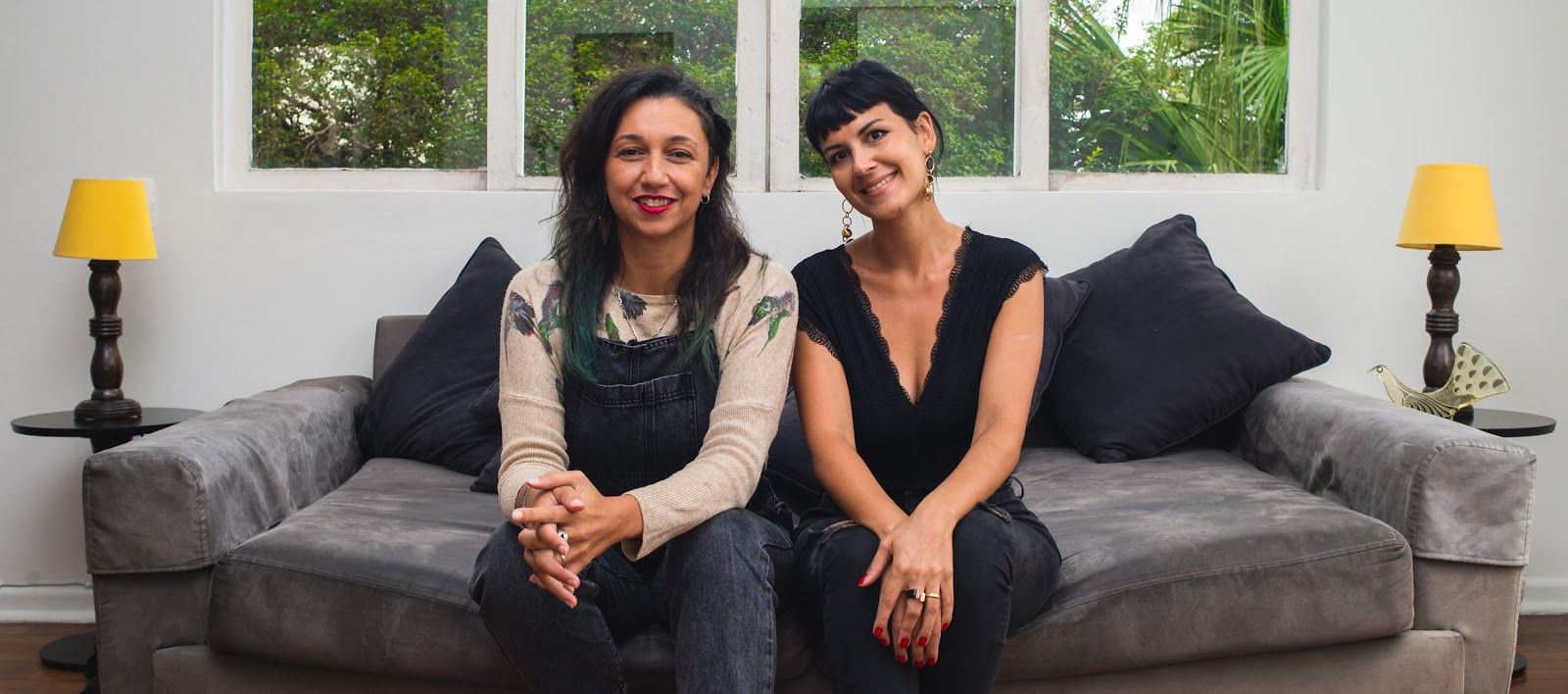 Claudia Assef e Monique Dardenne, criadoras do WME | Foto: Vtao Takayama
