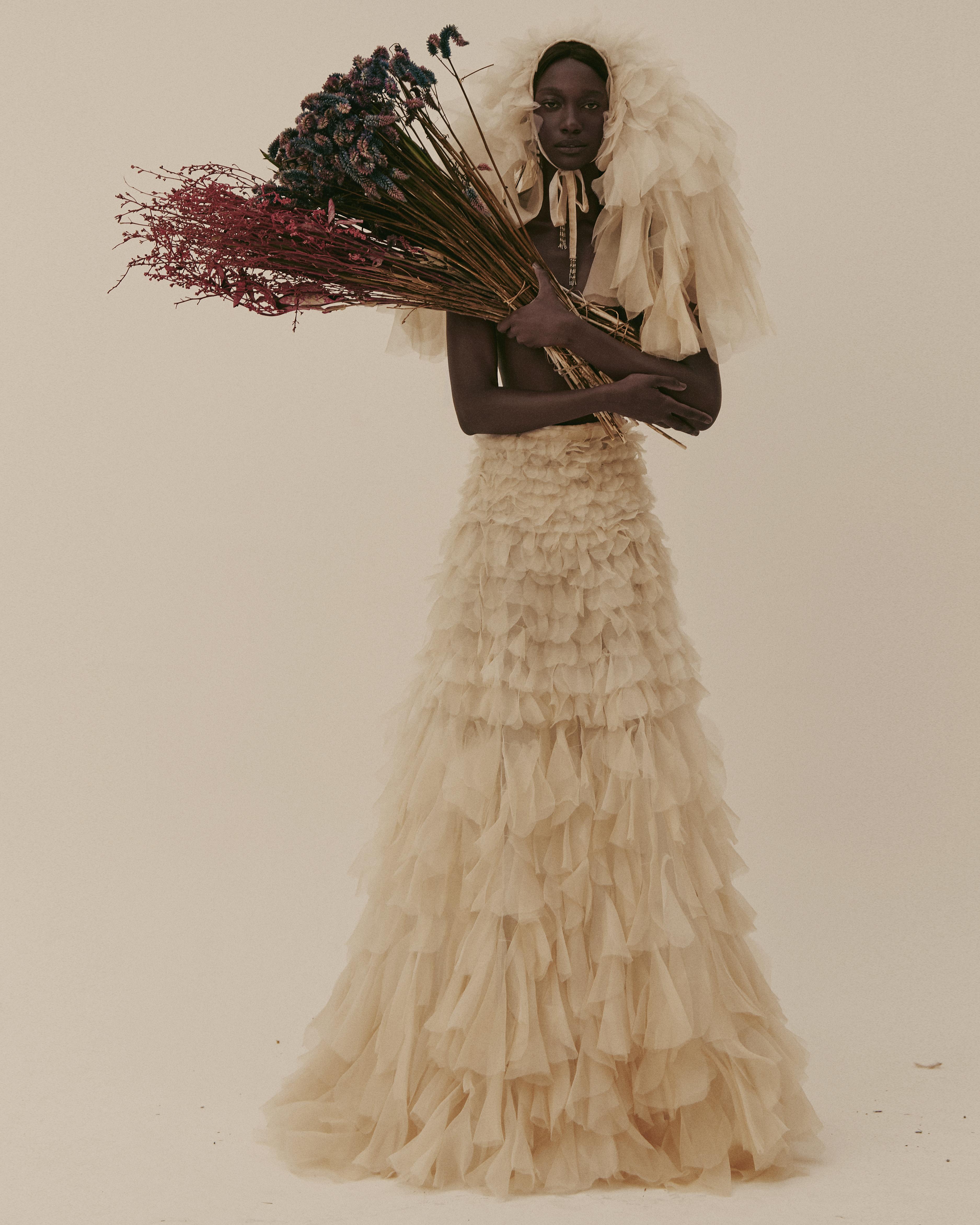 Campanha Verão 19 de Emanuelle Junqueira para Vogue Noiva © Cortesia