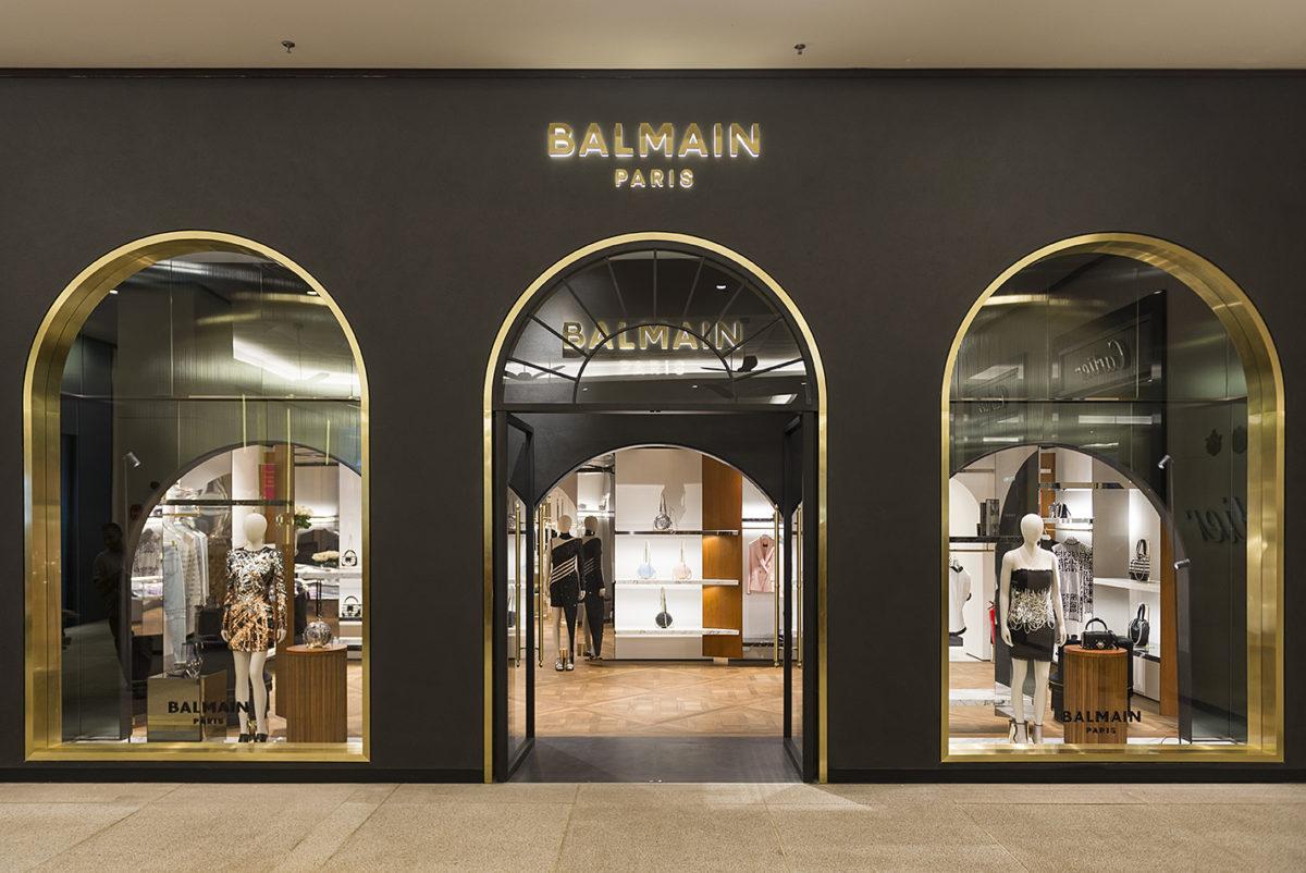 a72a4ece3 Balmain abre sua primeira loja no Brasil // Notícias // FFW