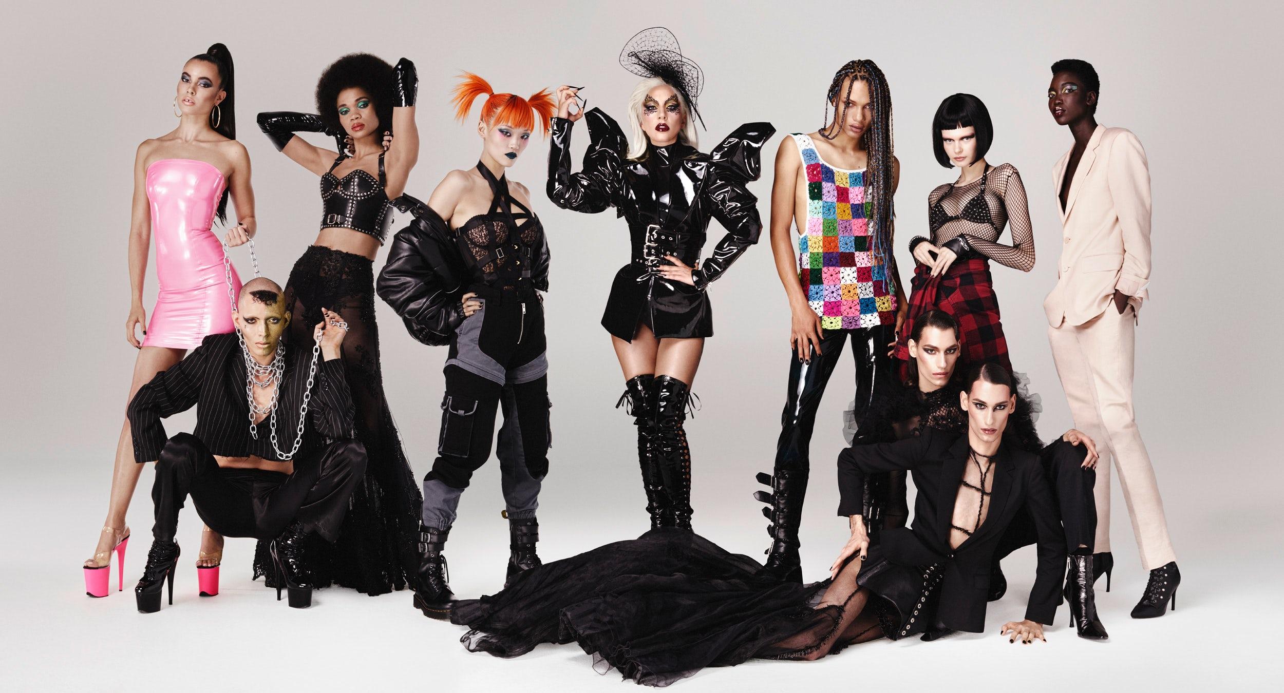 Campanha da Haus Laboratories, de Lady Gaga / Reprodução
