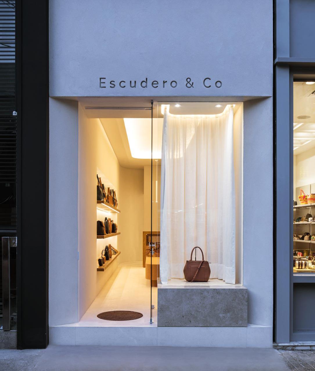 Loja da Escudero na alameda Lorena, em São Paulo / Cortesia