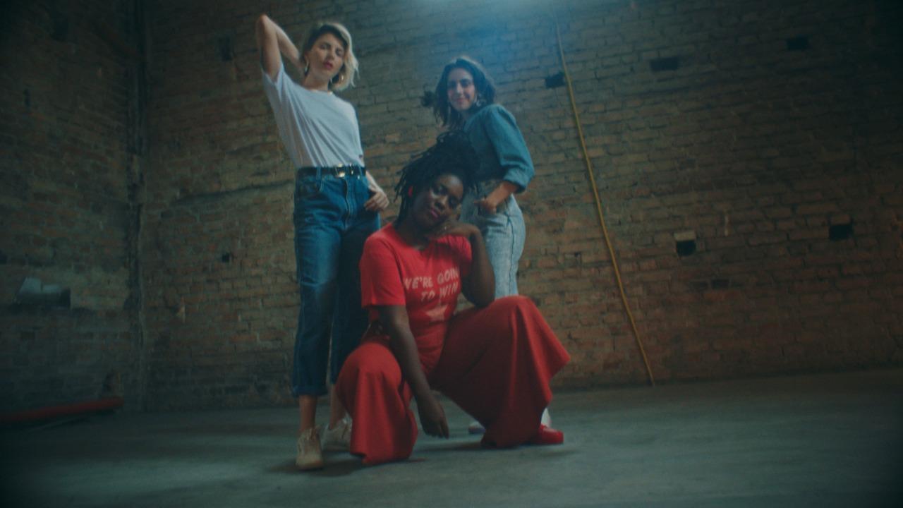 Marina, Giovanna e Ana Paula, as meninas à frente do Se Essa Roupa Fosse Minha / Cortesia