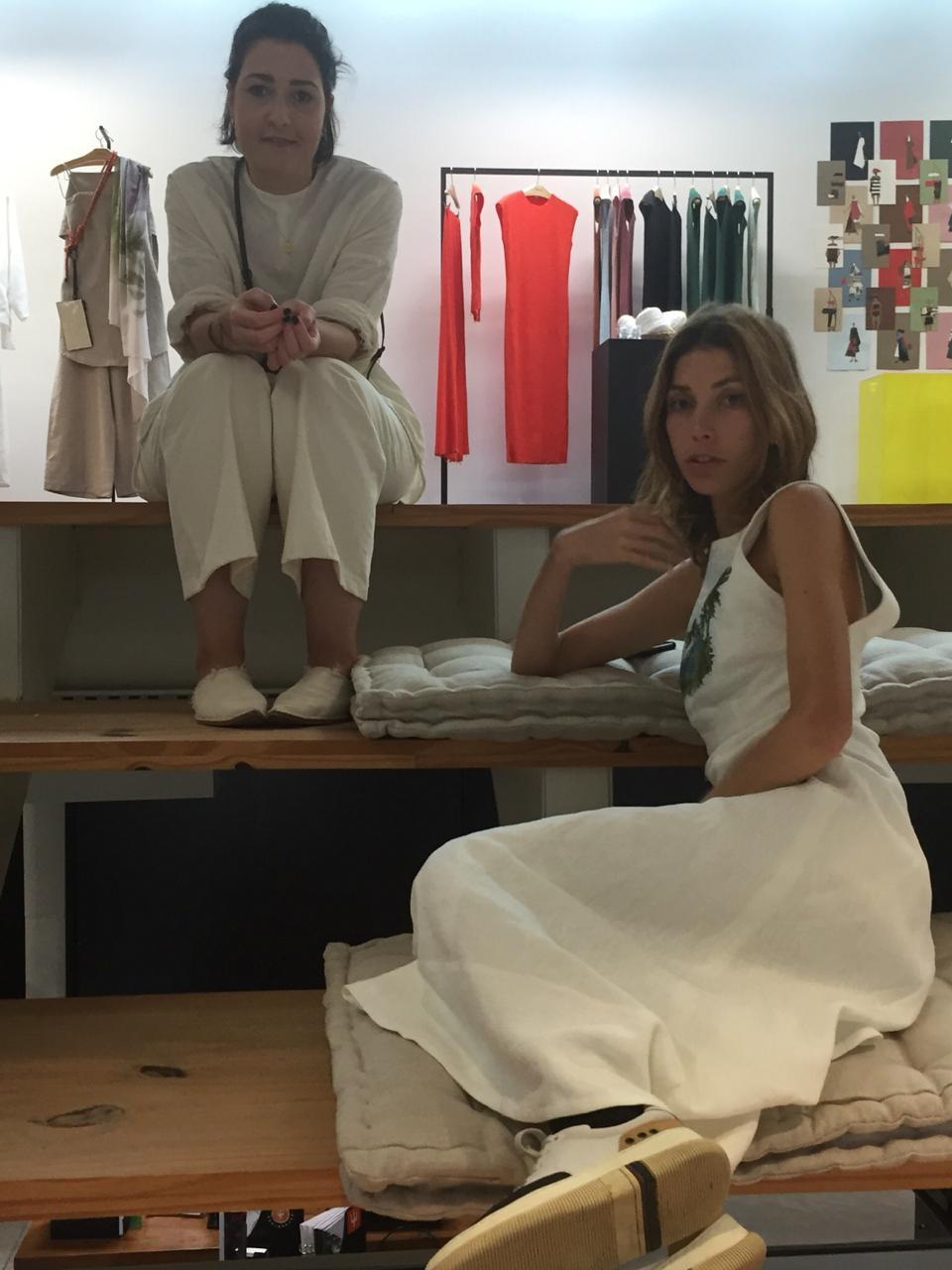 Juliana Suassuna e Caetana Metsavaht / FFW