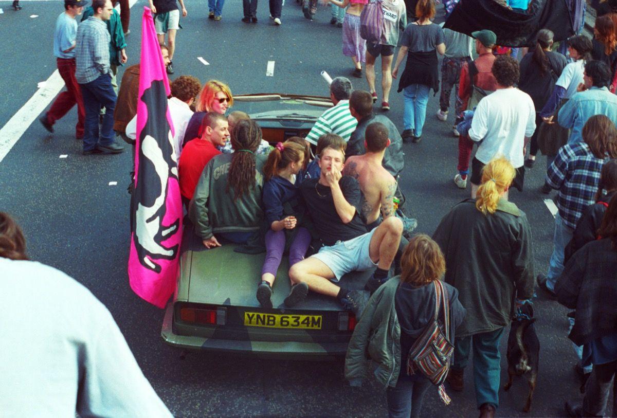 Foto de Matthew Smith, parte de mostra online do Museu da Cultura Jovem / Reprodução