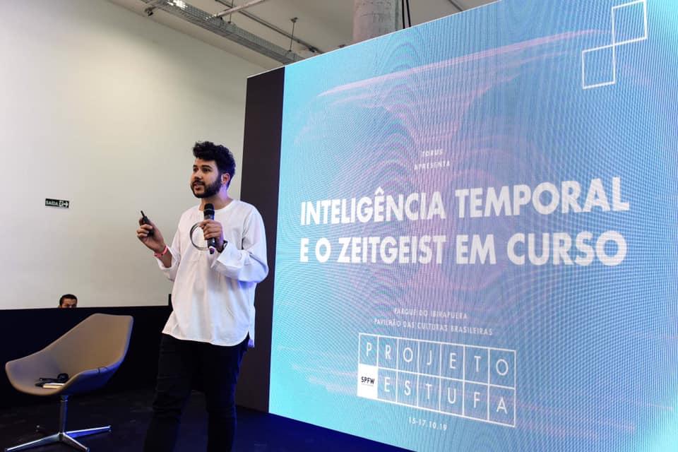 Gustavo Nogueira, da Torus | @spfw