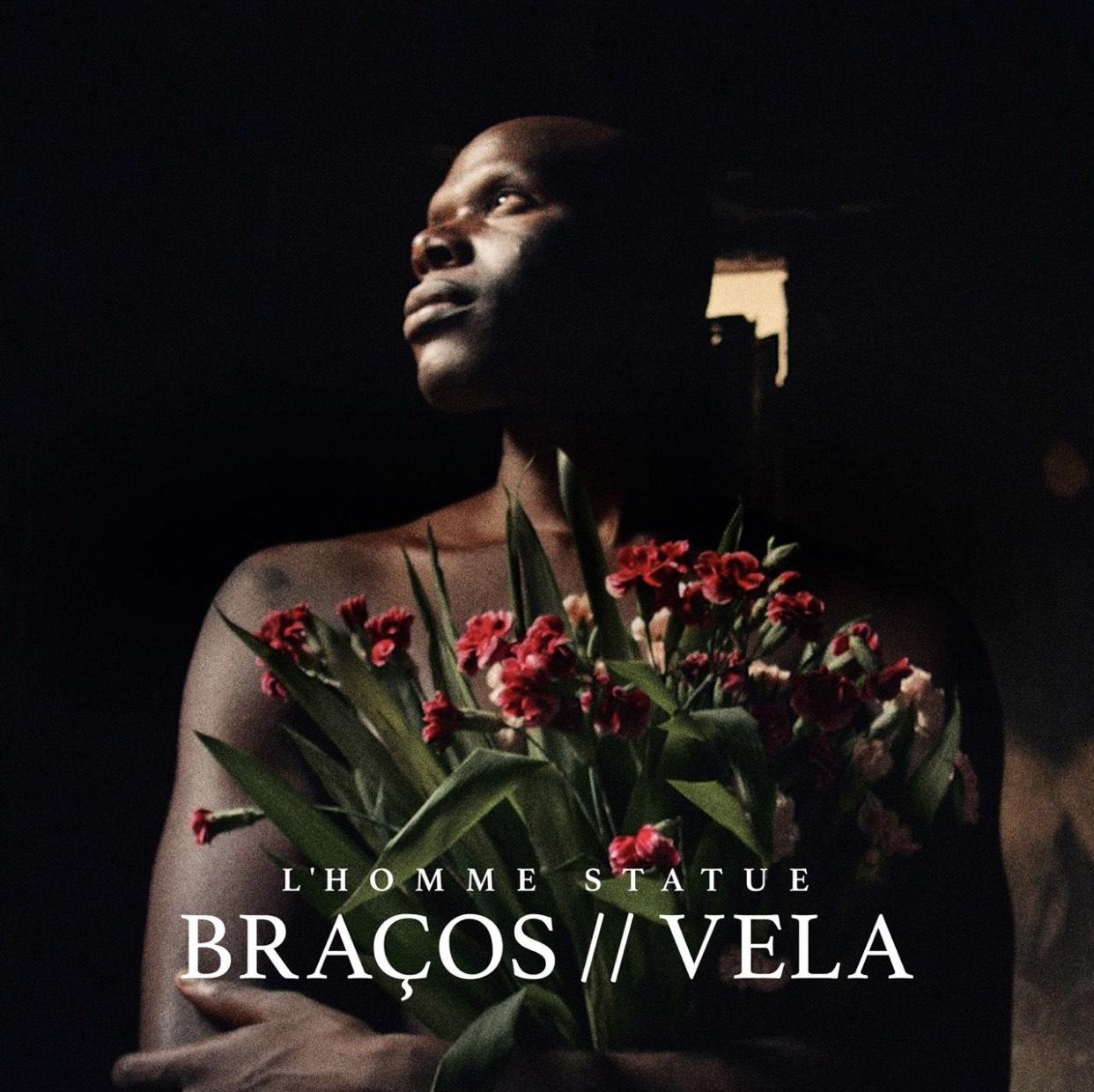 Capa do single Braços / Vela