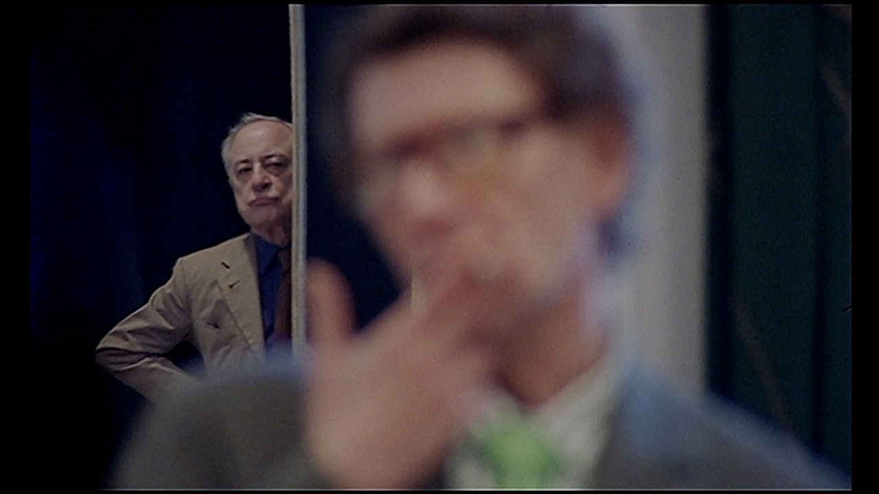 Still do documentário Yves Saint Laurent: The Last Collections / Reprodução