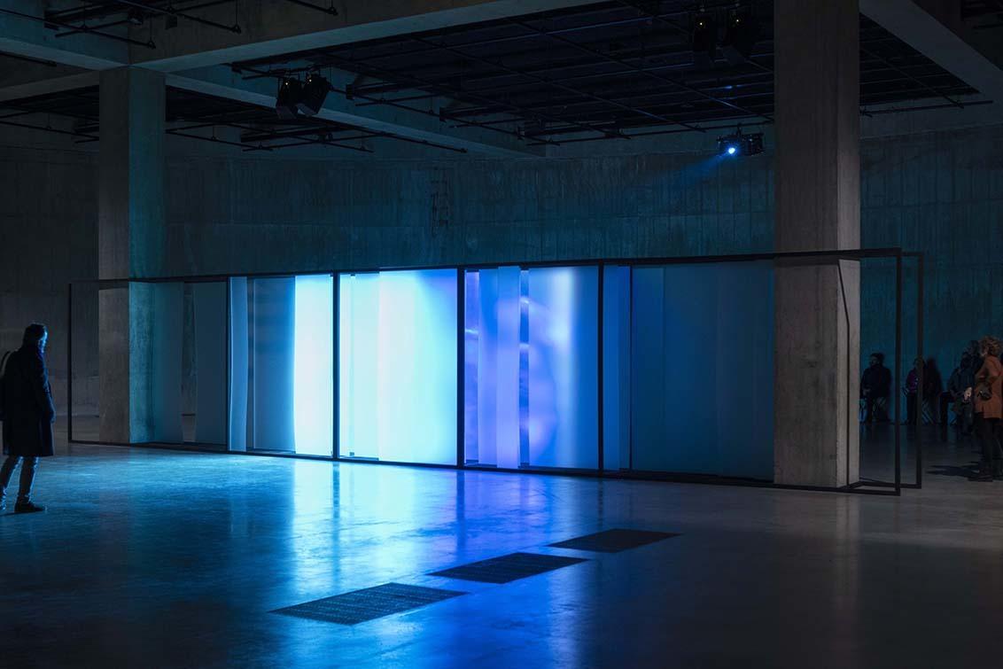 Walled Unwalled, de Lawrence Abu Hamdan / Reprodução
