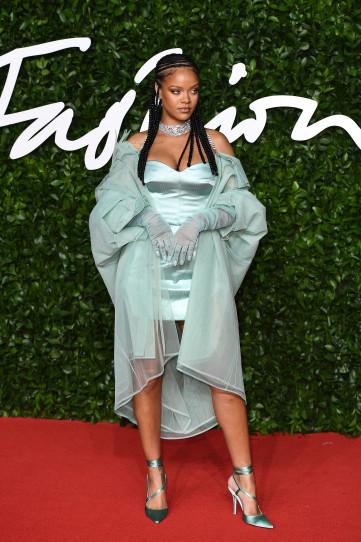 Rihanna, de Fenty / Reprodução