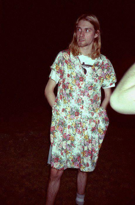 Kurt Cobain / Reprodução