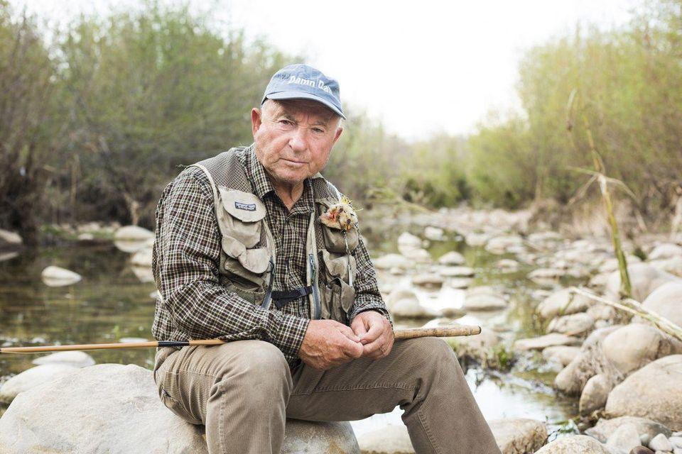 Yvon Chouinard, fundador da Patagonia / Reprodução