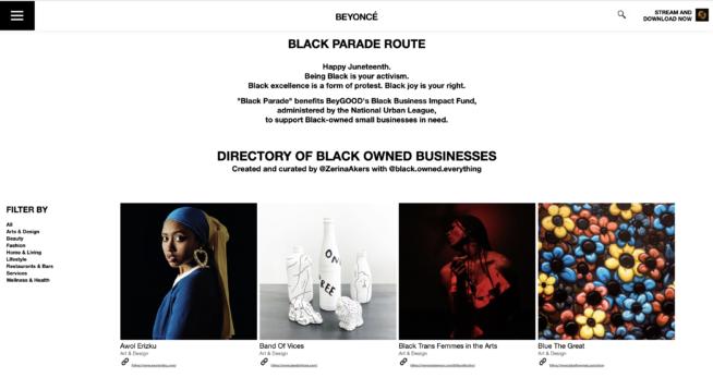 beyonce-black-parade