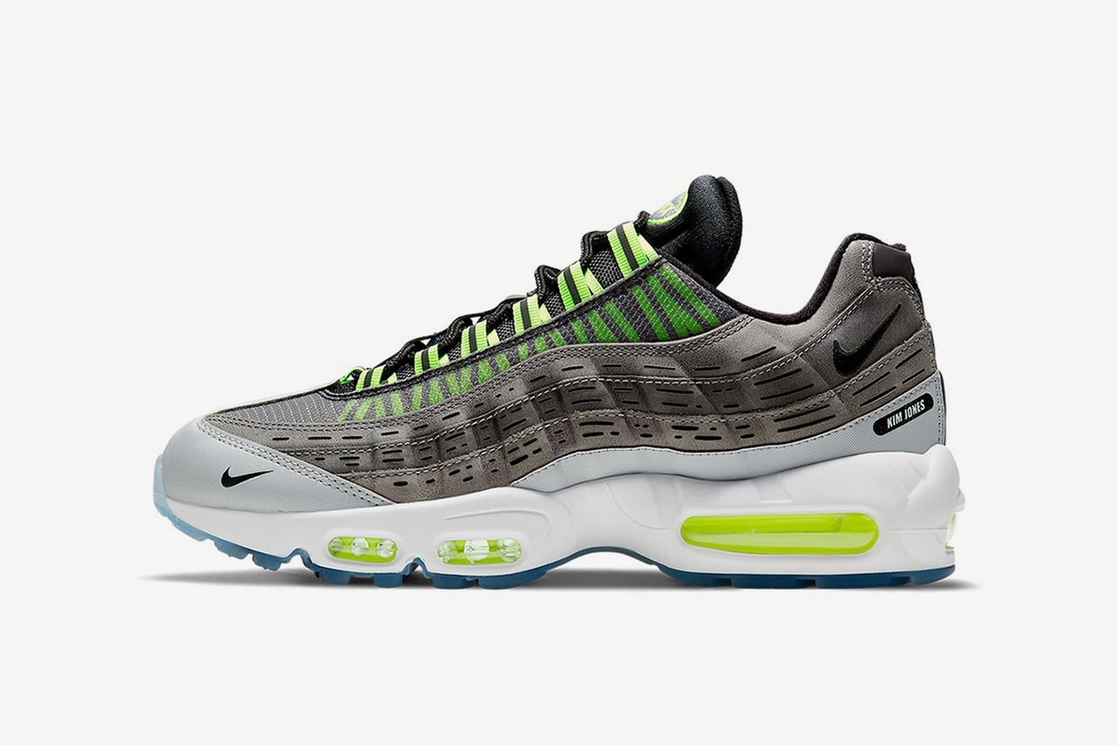 Nike Air Max 95 Volt by Kim Jones