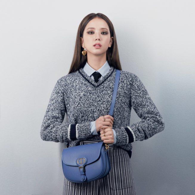 Jisoo em Campanha da Dior | Divulgação
